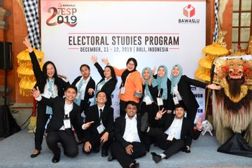 DAY 2 - BAWASLU - ELECTORAL STUDIES PROGRAM - 11-12 DESEMBER 2019 @AYODYA RESORT - BALI